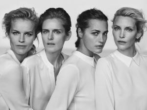 Armani aposta em beleza natural e maturidade em nova campanha