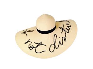 Desejo do Dia  relax total com o chapéu Eugenia Kim 695fda7942e