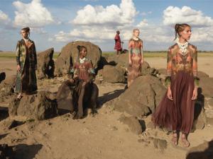 Maison Valentino desbrava a África em nova campanha