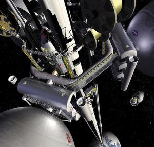 Empresa japonesa vai investir US$ 8 bilhões em elevador para o espaço