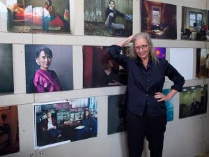 """Annie Leibovitz inaugurou sua exposição """"Women: New Portraits"""""""