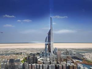 Prédio mais alto do mundo pode ser construído no Iraque