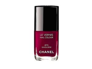 Singulière da Chanel: o esmalte para um verão quente e chique