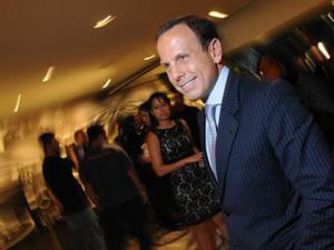 """""""Não há ungido de Alckmin; nem eu pedi isso"""", afirma Doria"""