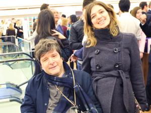Marcelo Rubens Paiva e Silvia Feola esperam pelo segundo filho