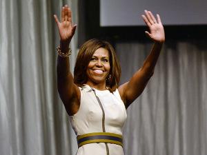 No dia de Michelle Obama, 10 momentos em que ela roubou a cena
