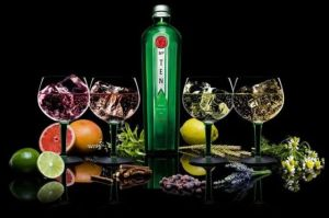 Tanqueray é eleito melhor destilado de 2015. Um brinde!