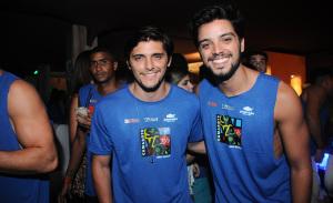 Camarote Salvador ferve na noite de abertura do Carnaval 2016