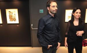 Carlos Nader lançou em São Paulo seu filme sobre Leonilson