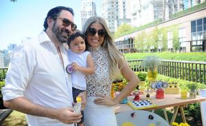 Daniela Cabrera arma piquenique para inaugurar a Letiti