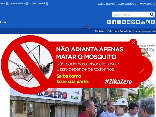 Governo federal lançou mutirão nacional contra o Aedes neste mês, após explosão da dengue e zika vírus