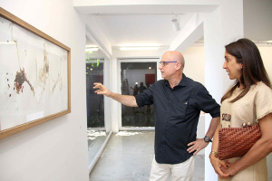 Angelo Venosa inaugura exposição na Nara Roesler de São Paulo