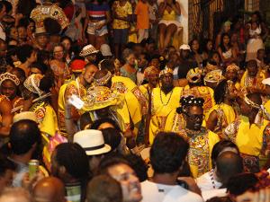 Agora em vídeo, a energia só amor do bloco afro Ilê Ayiê