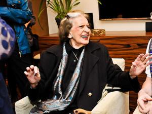 Lygia Fagundes Telles é indicada ao Prêmio Nobel de Literatura