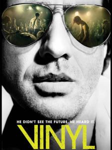 """Martin Scorsese convida a todos para a estreia de """"Vinyl"""". Play!"""