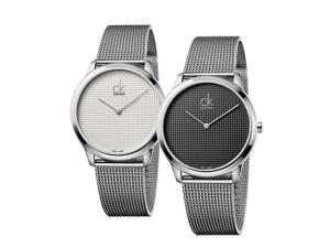 Calvin Klein Watches apresenta novidades no camarote Expresso 2222