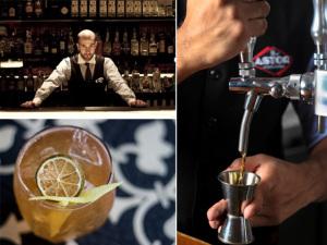 Drink que sai de torneira de bar moderno do Rio: quer a receita?