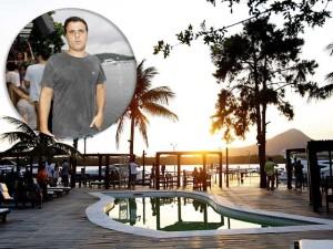 Fabio Fronterotta entrega os seus hotspots no Guarujá