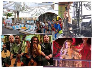 Agenda Carnaval Gillette Venus: um giro pela programação desta segunda