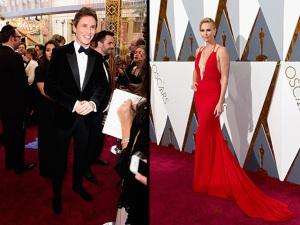 De Charlize Theron a Eddie Redmayne, os mais bem vestidos do Oscar