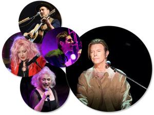 David Bowie ganha show-tributo com Debby Harry, Cyndi Lauper e mais