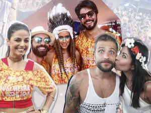 Primeiro dia de festa no Carvalheira na Ladeira reuniu famosos em Pernambuco