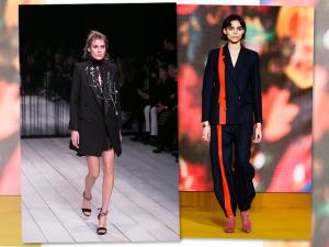 Semana de moda de Londres aposta em alfaiataria revisitada