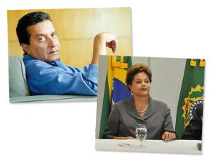 Santana era consultor informal, dizem auxiliares de Dilma