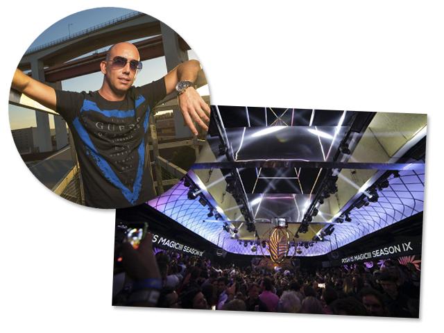 DJ português Pete Tha Zouk desembarca em Jurerê para o Carnaval