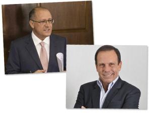 Alckmin vai a eventos de pré-campanha de João Doria Jr.