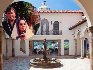 Casa de Elizabeth Taylor e Richard Burton no México reabre como hotel boutique