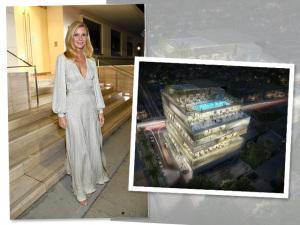 Gwyneth Paltrow abre filial do Arts Club de Londres em Los Angeles