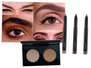 M.A.C. anuncia coleção completa de produtos para as sobrancelhas