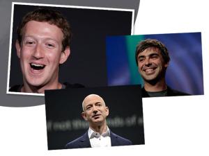 Mark Zuckerberg chega à quinta posição na lista dos mais ricos do mundo