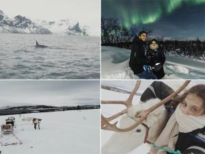 Caetana Metsavaht mostra pra gente seu diário de viagem pela Noruega