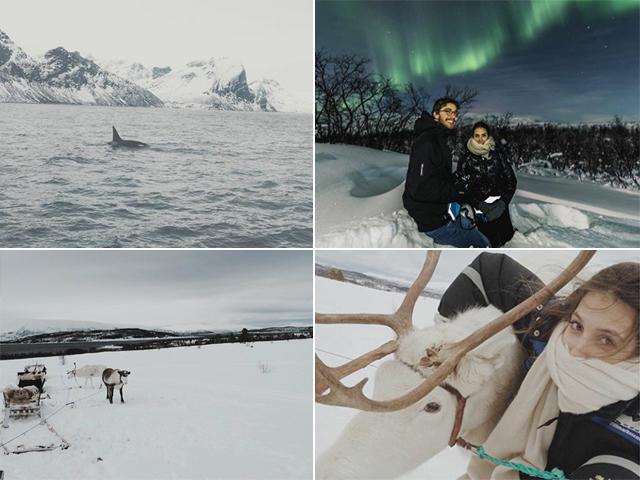 A viagem de Caetana Metsavaht pela Noruega e Finlândia