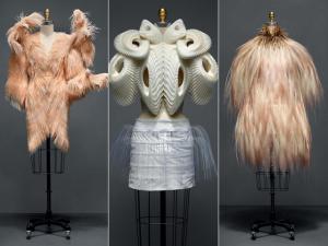 Exposição em NY aborda o encontro da moda com a tecnologia