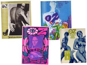 Acervo de revista psicodélica dos anos 70 está disponível para download