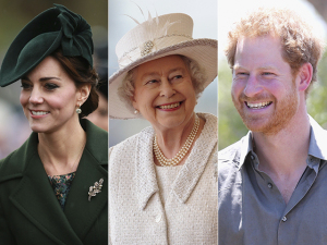 Chegando aos 90, Elizabeth II transfere cargos para membros da família