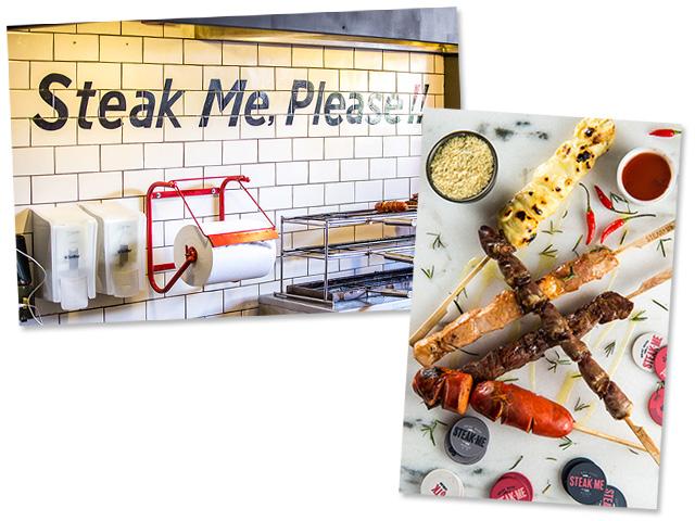 Steak Me: vizinho da Garagem da Roberta [Sudbrack]