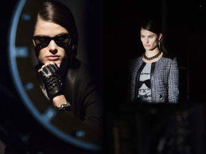 Os bastidores da campanha da coleção de Karl Lagerfeld para Riachuelo
