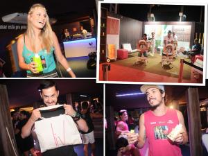Liv Drinks faz a festa no Camarote Salvador 2016. Quer ver como foi?