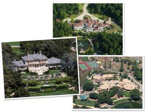 Glamurama lista as 10 mansões mais famosas das celebridades