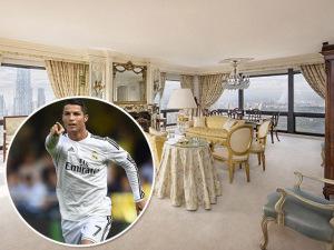 Cristiano Ronaldo já está de olho em outro apê na Trump Tower