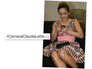 Claudia Leitte agora tem um emoji para chamar de seu