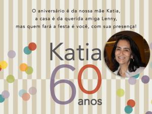 Katia Leite Barbosa comemora 60 anos chez Lenny Niemeyer
