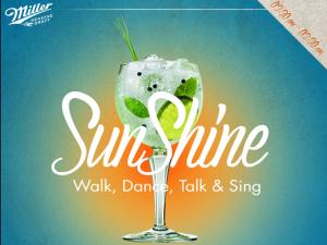 Agência New Fun apresenta novo selo, a festa SunShine. Vamos?