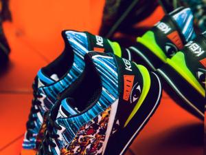Os novos sneakers masculinos da Kenzo são puro desejo!