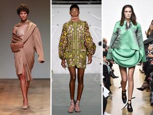 Os três top desfiles do dia na Semana de Moda de Londres