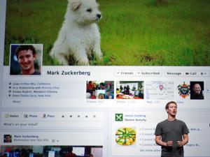 Mark Zuckerberg e seu forte esquema de segurança no mundo real